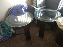 Coffee and End tables in El Paso, Texas