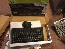 wireless keyboard and mouse mini in Baytown, Texas