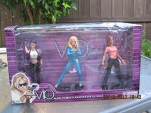 (NEW) VIP Pamela Anderson as Vallery Irons Figures for Action 3 in Vacaville, California