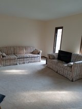 Stanton Cooper matching sofa & loveseat Clean removable cushions in Naperville, Illinois