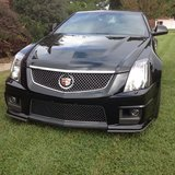 2013 Cadillac CTS V-Series Coupe in Elizabethtown, Kentucky