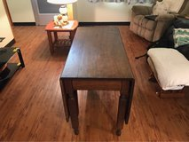 Drop Leaf Dining Room Table in Okinawa, Japan