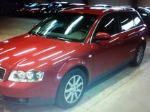 Audi A4 Avant Wagon AUTOMATIC ( A/C, Heated Seats, FWD, PDC, New Service, New TÜV!!! ) in Ramstein, Germany