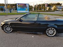 2005 BMW 320 Convertible (New Inspection) M package in Grafenwoehr, GE