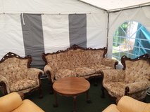 great antique sofa couch armchairs France in Ramstein, Germany