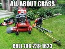 ALL ABOUT GRASS LAWN CARE SERVICE in Fort Benning, Georgia