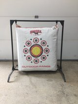 Morrell Outdoor Range Field Point Archery Bag Target in Elgin, Illinois