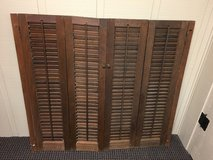 WOOD SHUTTERS in Chicago, Illinois