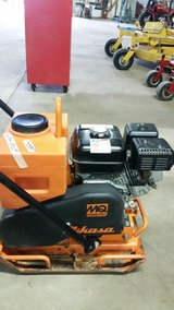 Mikasa plate compactor MVC -77 series - $1500 (Frankfort /monee) in Tinley Park, Illinois