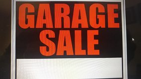 garage sale tools, electronics and more in Shorewood, Illinois
