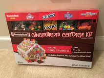 NIP Gingerbread Cottage Kit in Camp Lejeune, North Carolina