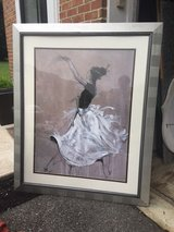Ballerina Picture - Large in Fort Meade, Maryland