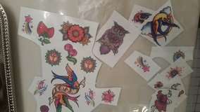 Temporary Tattoos in Oswego, Illinois
