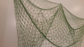 Decorative Fish Net in Oswego, Illinois