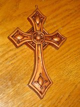 "cross 6-1/2"" x 4-1/2"" in St. Charles, Illinois"