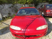 95 MITSUBISHI ECLISPE TURBO in Camp Lejeune, North Carolina