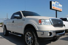 2007 Ford F150 Lariat Extended cab 4X4 #TR10360 in Louisville, Kentucky