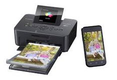 "Canon Portable Wireless Compact Color Borderless 4"" x 6"" Photo Printer in 29 Palms, California"