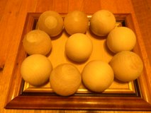 Craft Wooden Balls in Camp Lejeune, North Carolina