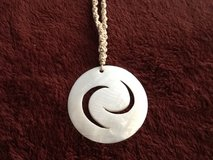 Iridescence Shell Necklace in Ramstein, Germany