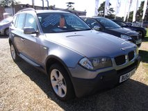 BMW X3 AUTO 76,000 MILES in Lakenheath, UK