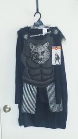 New!  Kids' Knight Wolf Costume Sz 12-14/Lrg in Glendale Heights, Illinois