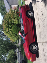 FORD MUSTANG CONVERTIBLE in Sandwich, Illinois