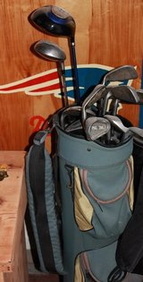 Golf Clubs with bag in Fort Knox, Kentucky