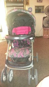 baby girl stroller in Yucca Valley, California