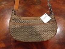 NEW w/TAGS!! Coach Signature Mini Hobo in Camp Lejeune, North Carolina