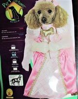 NEW DOG Princess Costume Halloween Classics Collection in Shorewood, Illinois