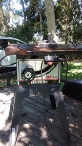 craftsman Table Saw in Beaufort, South Carolina