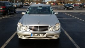 2005 Mercedes E220 CDI Avantgarde Automatic transmission in Ramstein, Germany