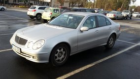 MERCEDES E220 DIESEL AUTOMATIC 2005 in Ramstein, Germany