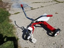 Tricycle in Shorewood, Illinois