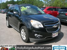2010 Chevy Equinox LT AWD!!! ONLY 76K miles! in Camp Lejeune, North Carolina