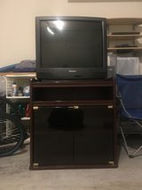 "PANASONIC 27"" TV AND STAND REDUCED !! in Spring, Texas"