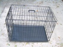 ICRATE METAL FOLD-UP CAGE/CRATE--STILL AVAILABLE in Byron, Georgia