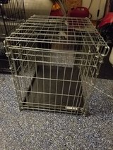 Dog crate Kennel Wire in Yorkville, Illinois