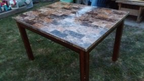 """Table and 4 chairs 4x3' 30.5"""" tall in Fort Riley, Kansas"""