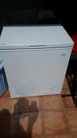5.0 cu ft chest freezer in Elizabeth City, North Carolina
