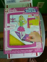 BRAND NEW BARBIE FASHION PLATES in Bartlett, Illinois