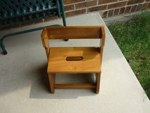 HANDCRAFTED CHILD'S STEP STOOL in Bartlett, Illinois