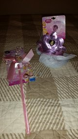 Disney Wand and Crown in Lawton, Oklahoma