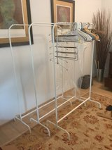 IKEA hanging racks x3 in Grafenwoehr, GE