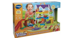 Brand New VTech Toot Toot Discovery House in Lakenheath, UK