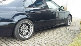 1999 Euro Spec BMW M5 in Spangdahlem, Germany