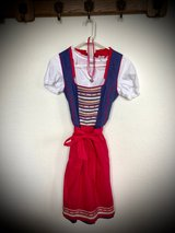 Girl's Oktoberfest Dirndl--new, never worn, with tags in Ramstein, Germany