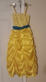 Yellow dress size 6-8 never worn handmade in Watertown, New York
