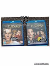Tudors complete season 1-2 on blu ray in Lakenheath, UK
